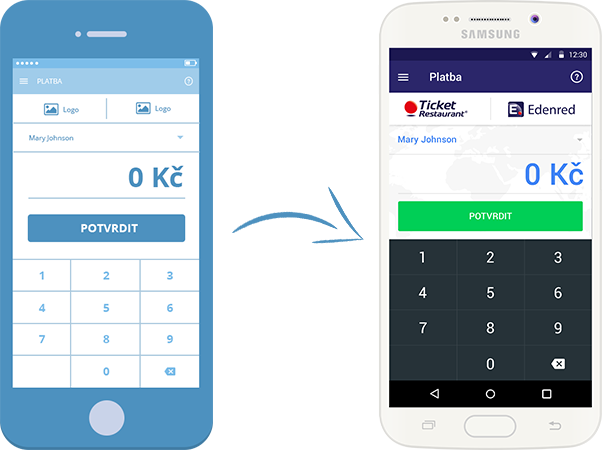 E-Pay by Edenred - mockup