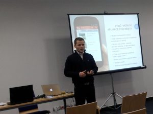 Filip Bocek - konference Mobile Internet Forum 2012 (9.10.2012)