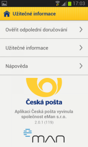 06-ceska-posta-android-uzitecne-informace