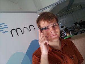 Google Glass právě dorazily do eMana