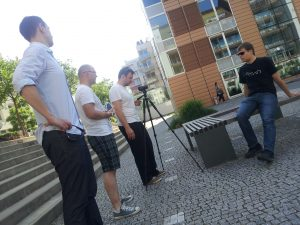 Rozhovor o Google Glass pro iHNed.cz