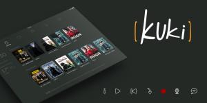 Mobilní aplikace Kuki