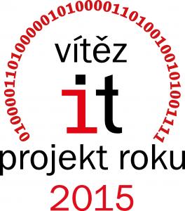 IT Projekt roku 2015 Vítěz