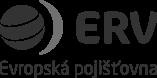 ERV Evropská pojišťovna logo