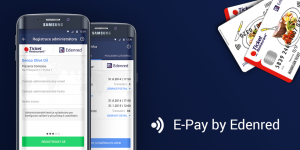 E-Pay by Edenred (developed by eMan)