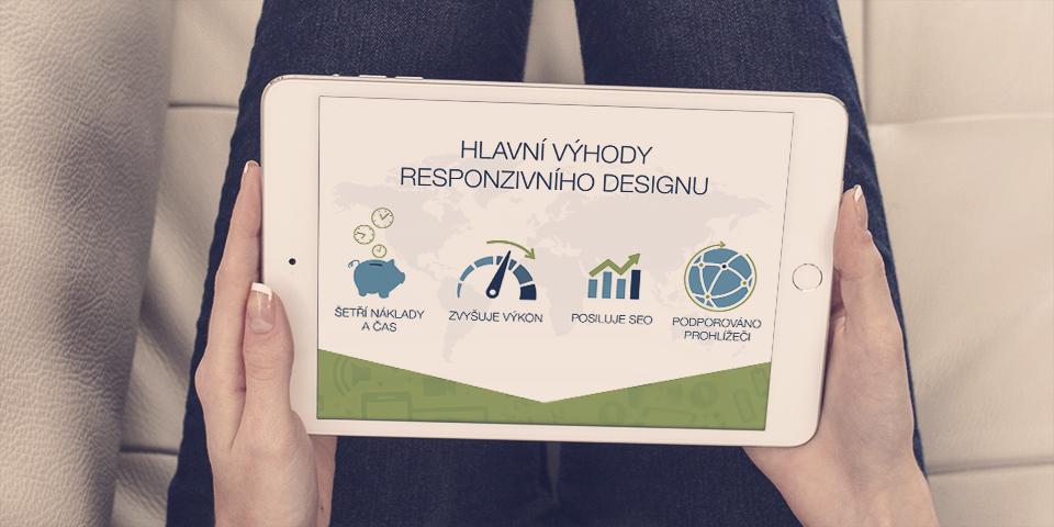 Proč dělat responzivní web design? [Infografika]