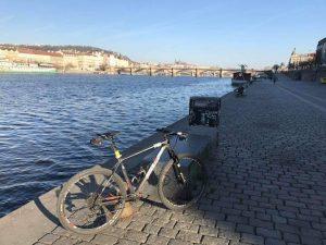 Na kole do práce!