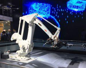 robot, robotická ruka, technologie