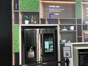 chytrá lednice, chytrá lednička