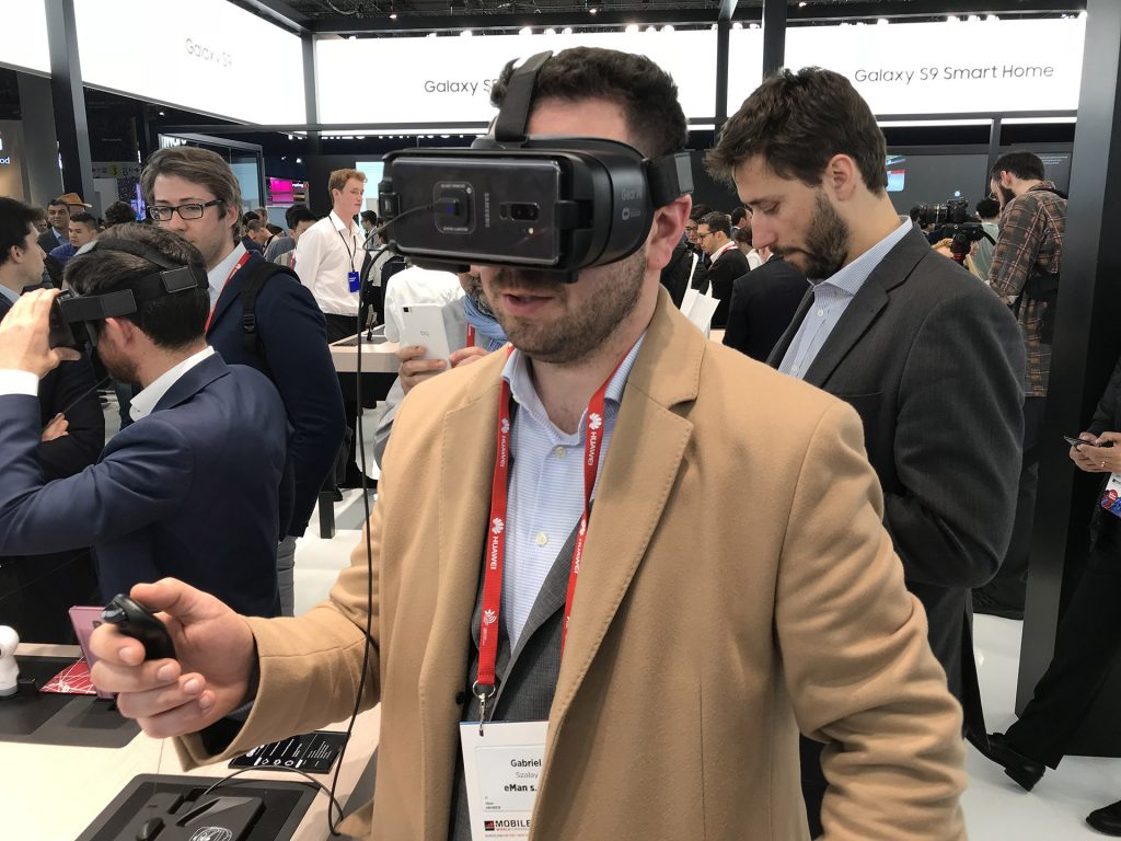 virtuální realita, virtual reality, Gabriel Szalay
